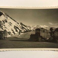 Postales: CANDANCHU (HUESCA) POSTAL NO.3, FRONTERA FRANCO ESPAÑOLA. EDIC., DARVI (A.1953) ESCRITA…. Lote 269016534