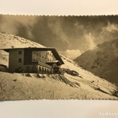 Postales: CANFRANC-CANDANCHU (HUESCA) POSTAL NO.70, RESIDENCIA ESCUELA MILITAR DE MONTAÑA (H.1950?). Lote 269025364