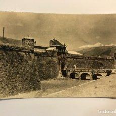 Postales: JACA (HUESCA) POSTAL NO.6, CIUDADELA EDIFICADA POR MANDATO DE FELIPE II, FOTO ROTGER (H.1950?) S/C. Lote 269033719