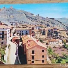 Postales: POSTAL - ALBARRACIN - (TERUEL) PANORÁMICA Y MURALLAS AL FONDO - EDIC SICILIA.. Lote 269278273