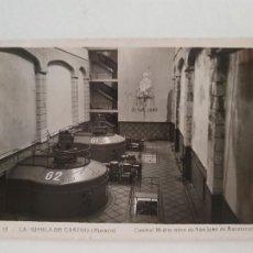 Postales: LA PUEBLA DE CASTRO - CENTRAL HIDROELÉCTRICA DE SAN JOSÉ DE BARASONA - P52158. Lote 269309593