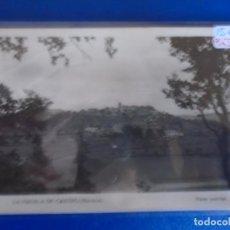 Postales: (PS-65782)POSTAL FOTOGRAFICA DE PUEBLA DE CASTRO(HUESCA)-VISTA PARCIAL. Lote 269694938