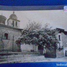 Postales: (PS-65784)POSTAL DE LA PUEBLA DE CASTRO(HUESCA)-ENTRADA PRINCIPAL A LA PARROQUIA.EDICIONES SICILIA. Lote 269695413