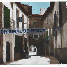 Postales: (PS-65785)POSTAL DE LA PUEBLA DE CASTRO(HUESCA)-CALLE GENERAL PRIM.EDICIONES RAE. Lote 269695813
