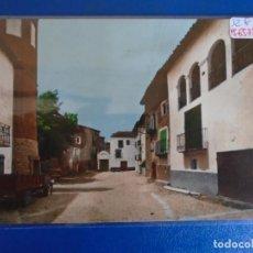 Postales: (PS-65786)POSTAL DE LA PUEBLA DE CASTRO(HUESCA)-PLAZA MAYOR.EDICIONES RAE. Lote 269695978
