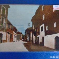 Postales: (PS-65787)POSTAL DE LA PUEBLA DE CASTRO(HUESCA)-BARRIO SAN ANTONIO.EDICIONES RAE. Lote 269696213