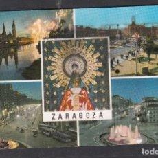 Postales: 48-ZARAGOZA. VARIAS VISTAS. Lote 270157313