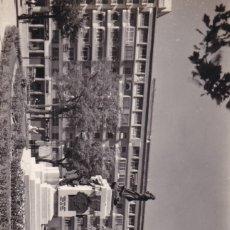 Postales: ZARAGOZA PLAZA DEL PORTILLO Y MONUMENTO A AGUSTINA. ED. ARRIBAS Nº 339. ESCRITA. Lote 270380623