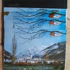 Postales: BIESCAS Nº 12018 VISTA PARCIAL / POSTAL , PRUEBAS DE COLOR Y NEGATIVOS / EDICIONES PERGAMINO. Lote 276804973