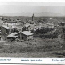 Postales: 12 - BARBASTRO - ASPECTO PANORÁMICO - EXCLUSIVAS CASTILLÓN. Lote 277064233