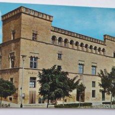 Postales: POSTAL CASTILLOS DE ESPAÑA DE AYERBE. HUESCA.. Lote 277125123