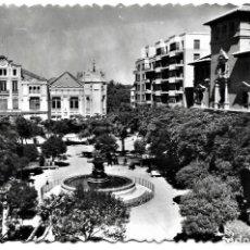 Postales: HUESCA. 32 - PLAZA DE NAVARRA Y ANTIGUO CASINO - EDICIONES SICILIA. Lote 277599633