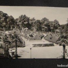 Postales: ZARAGOZA - PARQUE PRIMO DE RIVERA , JARDIN DE INVIERNO - EDI. L. MONTAÑES - SIN CIRCULAR ,. Lote 277747388