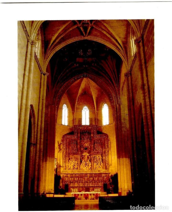 HUESCA - CATEDRAL SIGLOS XIII-XIV - ED. PIRINEO Nº 2 - GRAN FORMATO 171X120 MM - INÉDITA EN TODOCOLE (Postales - España - Aragón Moderna (desde 1.940))