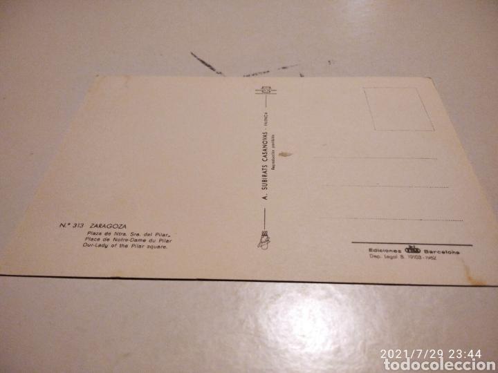 Postales: Postal Zaragoza - Foto 2 - 278296183
