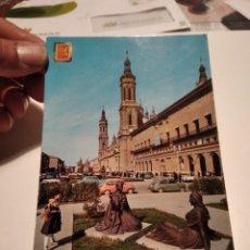 Postales: POSTAL ZARAGOZA. Lote 278296183