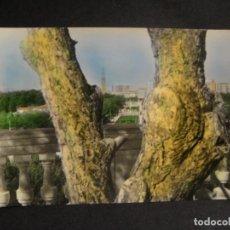 Postales: ZARAGOZA - PARQUE PRIMO DE RIVERA - EDICIONES DELFLOR - SIN CIRCULAR. Lote 278427543