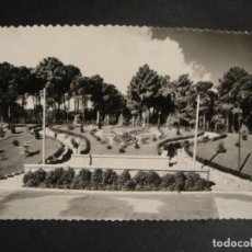 Postales: ZARAGOZA - PARQUE PRIMO DE RIVERA - EDI SICILIA - SIN CIRCULAR. Lote 278429333