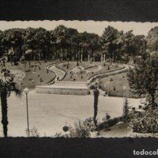 Postales: ZARAGOZA - PARQUE PRIMO DE RIVERA - EDI ARRIBAS - SIN CIRCULAR. Lote 278429378