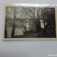 Postales: ZARAGOZA. EL PUENTE DE PIEDRA Y EL RÍO EBRO. (FOTOGRÁFICA, COLECCIONES LOTY). Lote 278805843