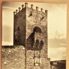 Postales: POSTAL DE MONASTERIO DE PIEDRA TORRE DEL HOMENAJE EDIC. SICILIA Nº 24 SIN CIRCULAR. Lote 278876733