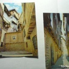 Postales: LOTE POSTALES ALBARRACIN.-PORTAL MOLINA. Lote 279452558