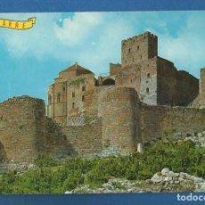 Postales: POSTAL SIN CIRCULAR ALTO ARAGON 160-B (HUESCA) LOARRE CASTILLO ROMANICO EDITA PAPELERIA OSCENSE. Lote 279500913