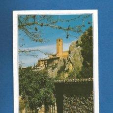 Postales: POSTAL SIN CIRCULAR TORRECIUDAD 9804 HUESCA FACHADA DEL SANTUARIO EDITA SICILIA. Lote 279501528