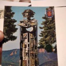 Postales: POSTAL MONUMENTO A LA JACETANIA. Lote 280119553