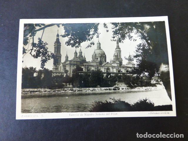 ZARAGOZA TEMPLO DE NUESTRA SEÑORA DEL PILAR (Postales - España - Aragón Antigua (hasta 1939))