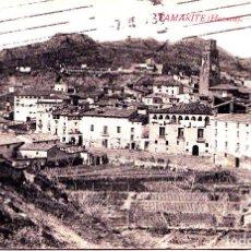 Postales: TAMARITE (HUESCA) - VISTA PARCIAL. Lote 287183738