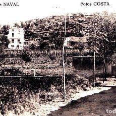 Postales: NAVAL (HUESCA) - VISTAS DE NAVAL. Lote 287183843
