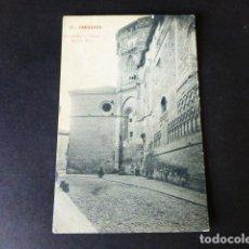 Postales: ZARAGOZA LATERAL DE LA SEO. Lote 287242523