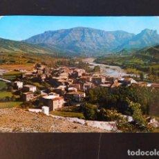 Postales: LA PUEBLA DE RODA HUESCA. Lote 287311558