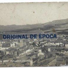 Postales: (PS-66276)POSTAL FOTOGRAFICA DE RUBIELOS DE MORA-VISTA GENERAL PANORAMICA. Lote 287491848