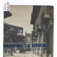 Postales: (PS-66277)POSTAL FOTOGRAFICA DE RUBIELOS DE MORA-CALLE DEL PORTAL DE SAN ANTONIO. Lote 287492078