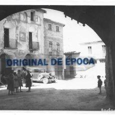 Postales: (PS-66290)POSTAL DE TOLVA-PLAZA Y PORTICOS. Lote 287495943