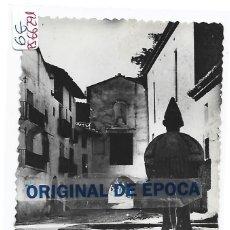 Postales: (PS-66291)POSTAL DE RUBIELOS DE MORA. Lote 287496118