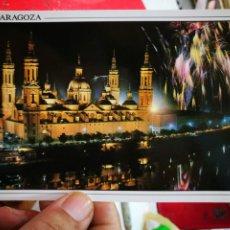 Postales: POSTAL ZARAGOZA BASÍLICA DE EL PILAR N 146 HERLOGAR S/C. Lote 287881913