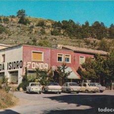 Postales: PUENTE DE MONTAÑA (HUESCA) FONDA ISIDRO, CARRETERA DE FRANCIA – EDITA FITER – S/C. Lote 287890043