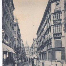 Postales: ZARAGOZA, CALLE DE ALFONSO. ED. HAUSER Y MENET Nº 1203. REVERSO SIN DIVIDIR. Lote 288040578