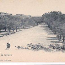 Postales: ZARAGOZA, PLAYA DE TORERO. ED. HAUSER Y MENET Nº 1211. REVERSO SIN DIVIDIR. Lote 288041413