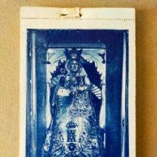 Postales: BARBASTRO (HUESCA) - BLOC DE 18 POSTALES MONASTERIO BENEDICTINO DE NTRA SRA DEL PUEYO - HACIA 1920. Lote 288083298