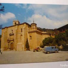 Postales: POSTAL DAROCA PL.ESPAÑA Y BASILICA STA.MARIA CM. Lote 288452763