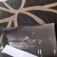 Postales: ANTIGUA POSTAL DE ZARAGOZA, NOCTURNA. Lote 288489898