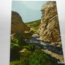 Postales: POSTAL CAMPO -ENTRE PUENTES CM. Lote 288534168