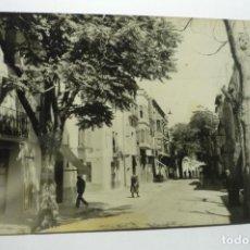 Postales: POSTAL ANDORRA -AV.GENERALISIMO FRANCO CM. Lote 288535338