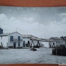 Postales: POSTAL ANTIGUA PUEBLO BRONCHALES. ( ZARAGOZA ). VER FOTOS Y DESCRIPCIÓN.. Lote 288659143