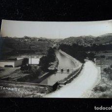 Postais: POSTAL FOTOGRAFICA DE TAMARITE CASA EL CANAL. Lote 288659453