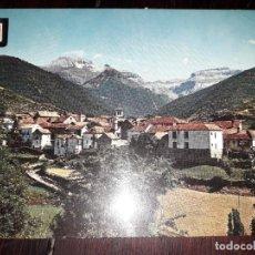 Postales: Nº 5809 POSTAL PIRINEO ARAGONES HUESCA ARAGÜES DEL PUERTO. Lote 288698123